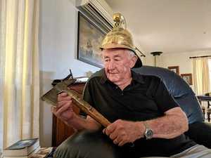 'Old man' of Gayndah Fire Brigade wins Australia Day OAM