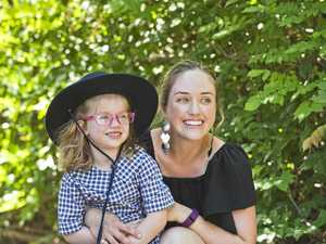 First day of school brings back memories for Toowoomba mum
