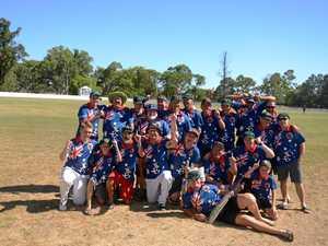 Team treats social grade win like a Test match victory