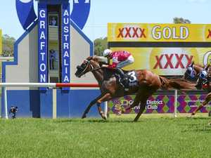Locals produce the goods on Grafton's upgraded track