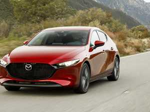 Tested: First drive of the new Mazda3 coming this year