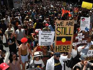 What's missed from Australia Day protests