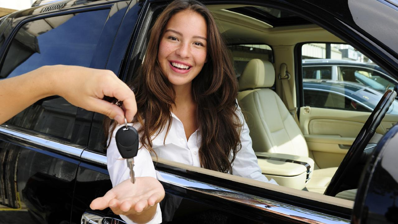 About one in five new car buyers secures the deal with a finance package.