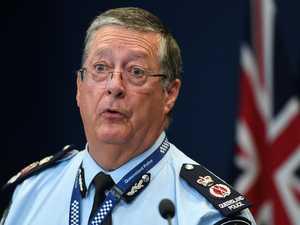 Top cop returns fire over predator fears