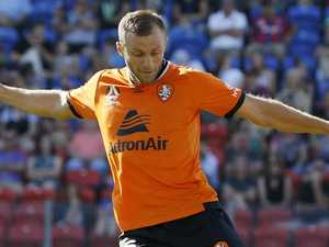 Veteran defender leaves the Roar