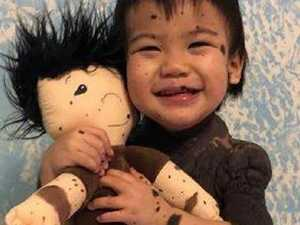 Woman creates custom dolls for children with disabilities