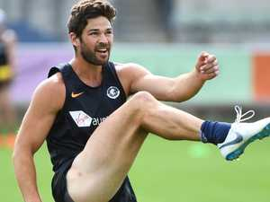 Two AFL stars suffer off-field injuries