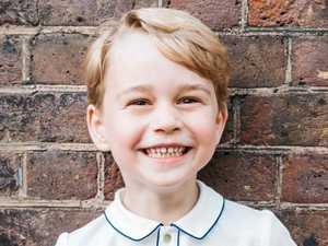 Prince George's secret nickname