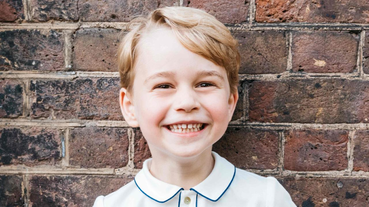 Archie could be a nickname for Prince George. Picture: Kensington Palace