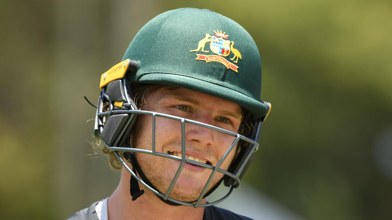 Will Pucovski can't force his way into the Aussie Test XI just yet.