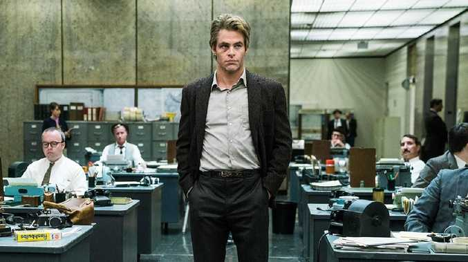 Chris Pine stars in Stan limited series, I Am The Night.