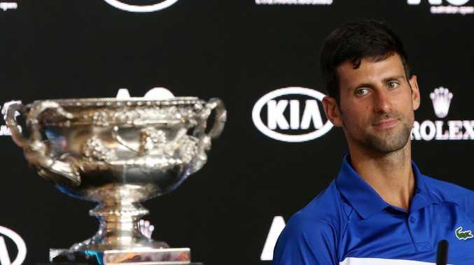 Is Novak Djokovic pushing Fed and Rafa for the GOAT tag?
