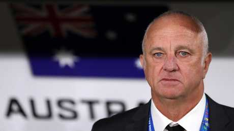 Graham Arnold has been linked to the coaching role at Scottish club Hibernian. (Photo by Francois Nel/Getty Images)