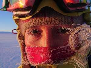Film documents Ramsay woman's brutal slog across Arctic