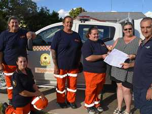 More willing hands needed by SES unit