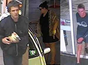 7 people wanted for questioning in Gympie