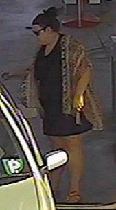 Wanted for questioning about a Gympie petrol drive-off in September.