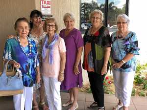Rocky ladies gather to make a difference