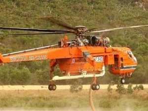 Crash highlights firefighting risk