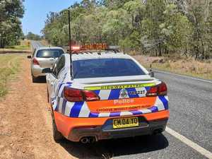 Speeding, snakes and sick cars: long weekend of road antics