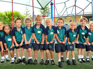 Seeing double: Five sets of twins take on school together