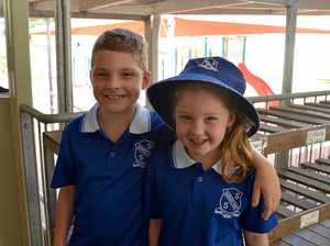New family welcomed at Warwick's biggest primary school