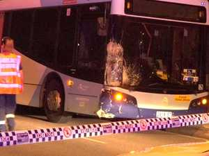 Bus driver 'on phone' before fatal crash
