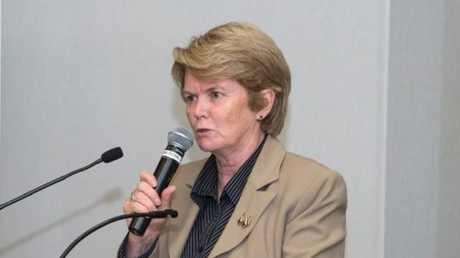 Heather Reid has taken leave from the FFA board. Image: Twitter.