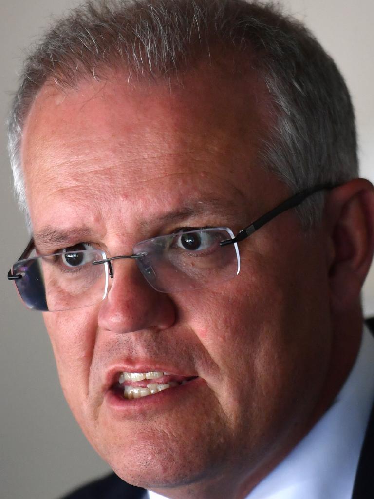 Prime Minister Scott Morrison. Picture: AAP Image/Mick Tsikas
