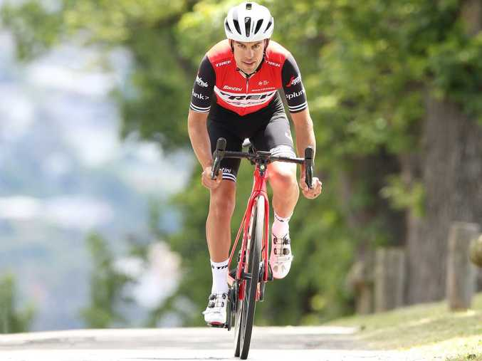 Richie Porte is primed for the Jayco Herald Sun Tour. Picture: Michael Klein