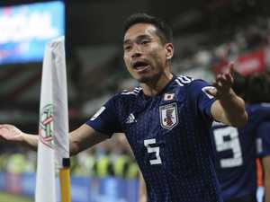 Japan bury Iran to book place in Cup final