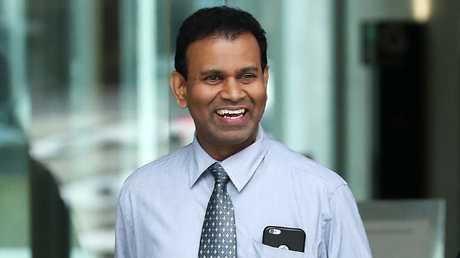 Toombul Medical Centre doctor Samitha Vernon Sudusinghe has been charged with sexual assault. Picture: Liam Kidston.