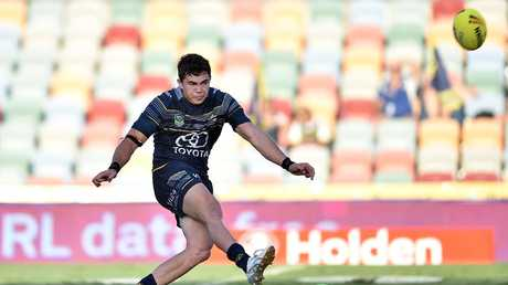 Jake Clifford is a strong chance to win goal-kicking duties at the Cowboys.