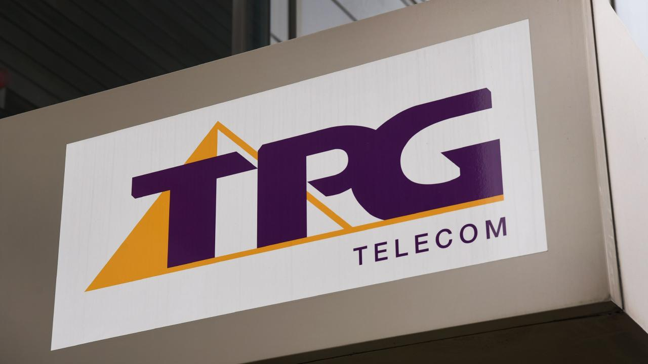 TPG Telecom has stopped work on Australia's 5G mobile network. Picture: William West/AFP