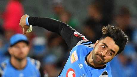 Rashid Khan will be key for Afghanistan. Picture by Daniel Kalisz/Getty Images.