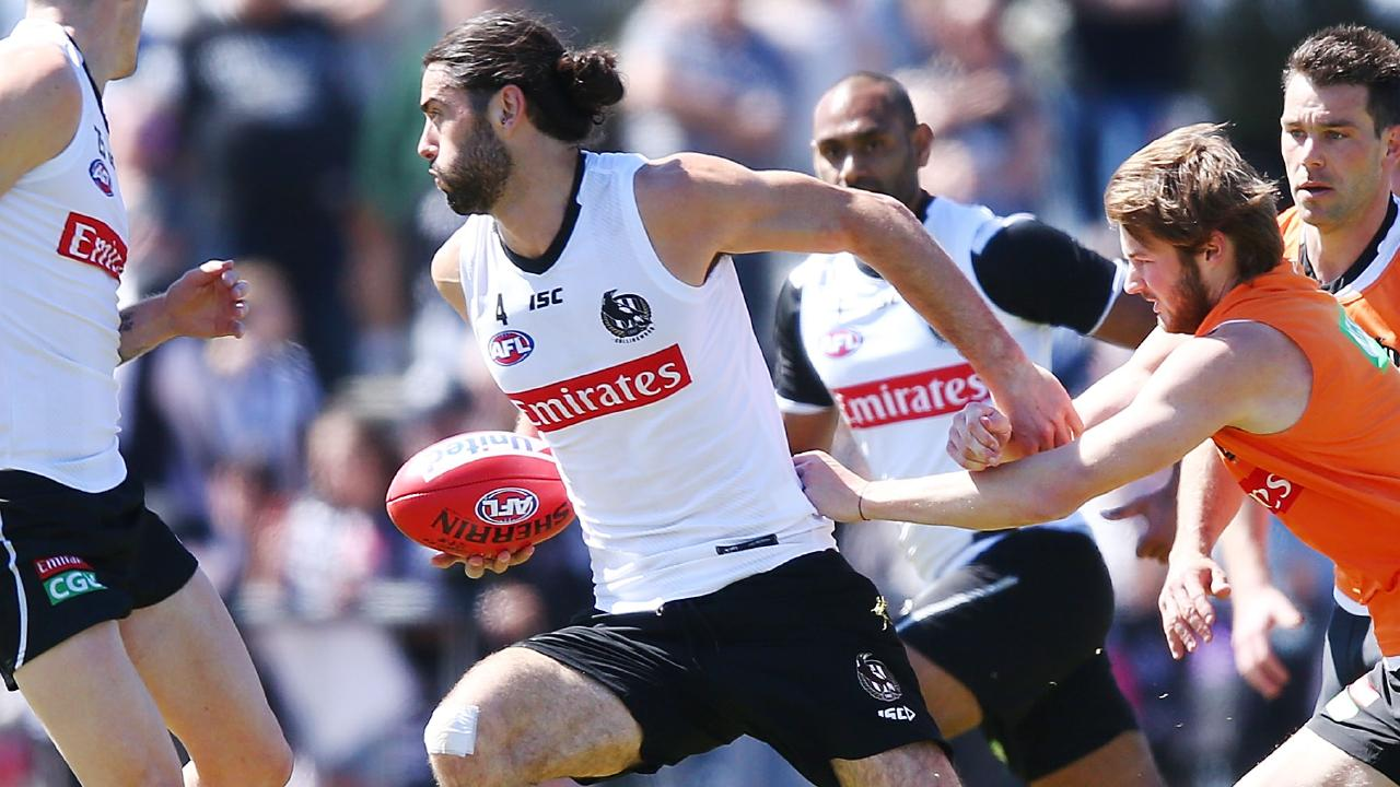 Brodie Grundy was the highest scoring player in SuperCoach 2018.