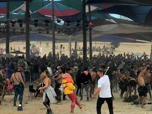 'Unacceptable': Drugs, sex assaults taint festival