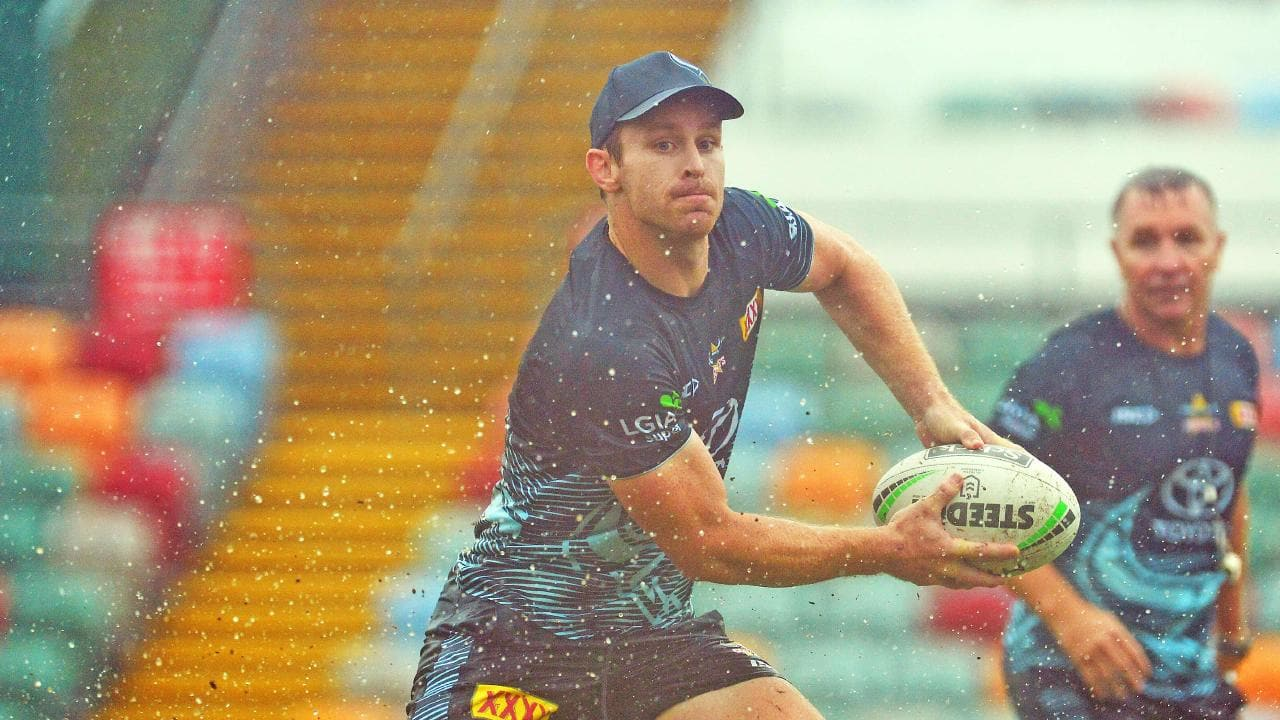 Ben Ikin believes Michael Morgan will thrive in SuperCoach without Johnathan Thurston. Picture: Zak Simmonds