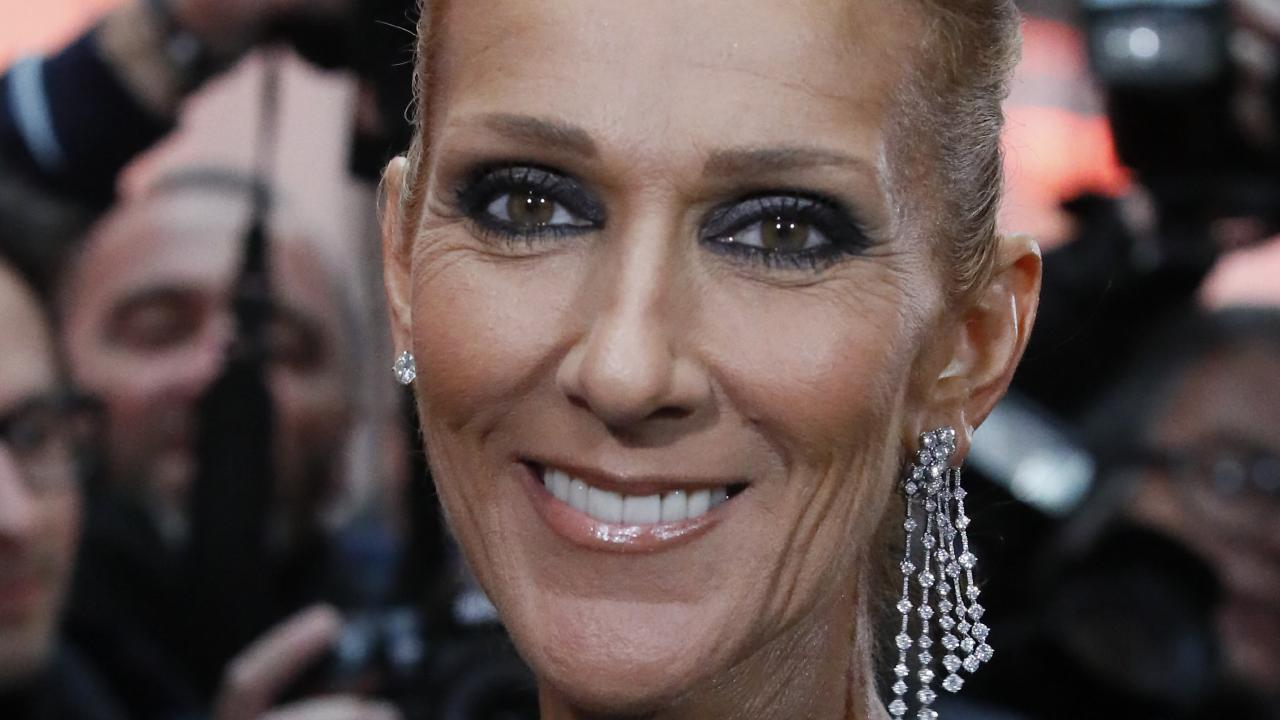 Singer Celine Dion says she is still single. Picture: AP