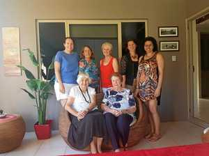 High tea event brings a dash of teal to charity