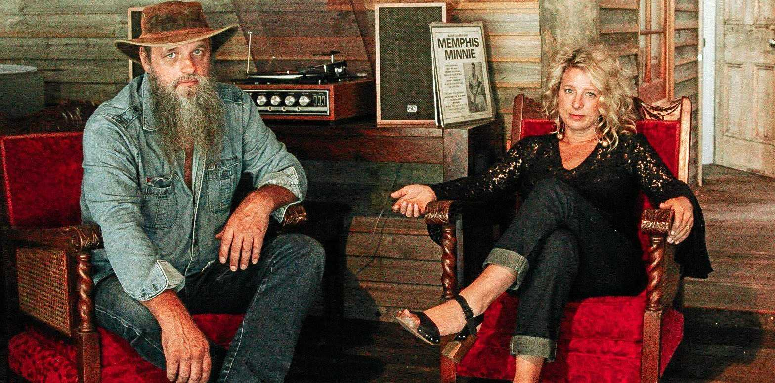 Local music duo Hat Fitz and Cara will perform at The J Noosa on February 8.