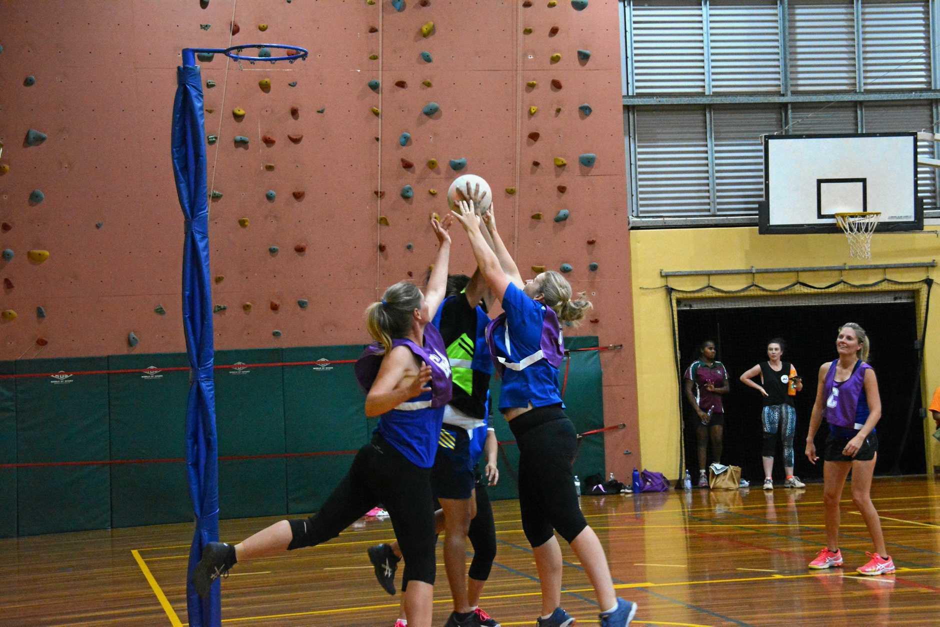 Kingaroy Netball Association are accepting nomination for their Monday night ladies competition.