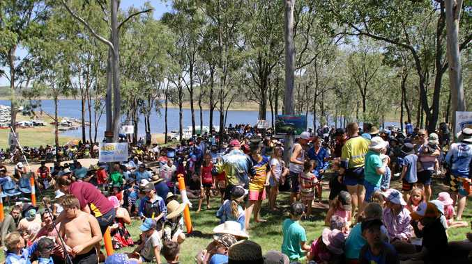 POPULAR EVENT: The Boondooma Dam Yellowbelly Fishing Competition will attract anglers from across the state to the South Burnett.