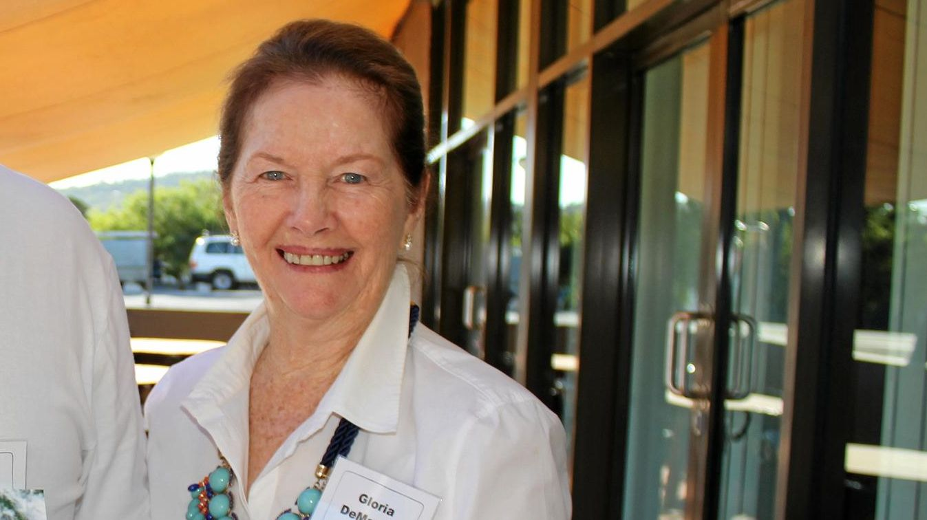Lions zone chairperson Gloria DeMartini is encouraging people to join Lions.