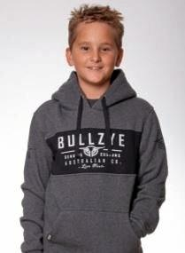 The clothing store has a range of women's, men's and kids clothing.