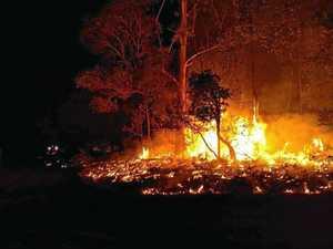 Crews control blaze after hot week on the fireground