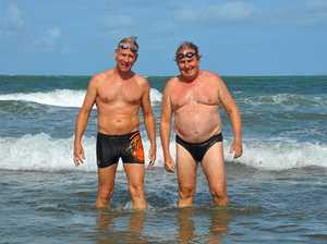 Over $1100 raised so far in epic Keppel ocean swim