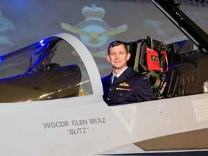 Former Iluka boy hitting the Air Force heights