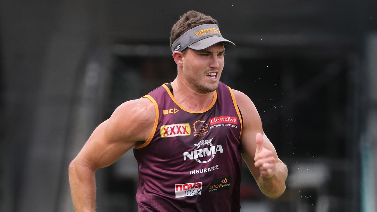 Corey Oates getting primed for a big season (of SuperCoach). Picture: Peter Wallis
