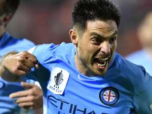Fornaroli goes for Glory